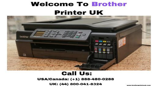 Brother Printer Keeps Going Offline | Call Now (+1) 8884800288