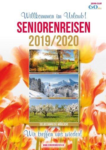 Seniorenreisen 2019/2020