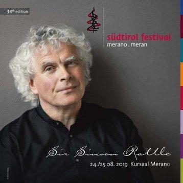 südtirol festival merano . meran 2019