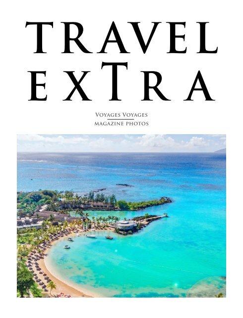 Travel Extra magazine - A19