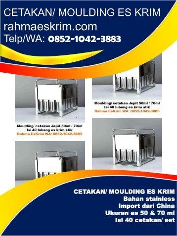 Telp/WA: 0852-1042-3883 Bungkus Plastik Es Krim Stik Banjar Kalimantan