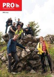 Revija PRO - Maj 2019