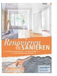 Renovieren & Sanieren - Sonderveröffentlichung Mai 2019