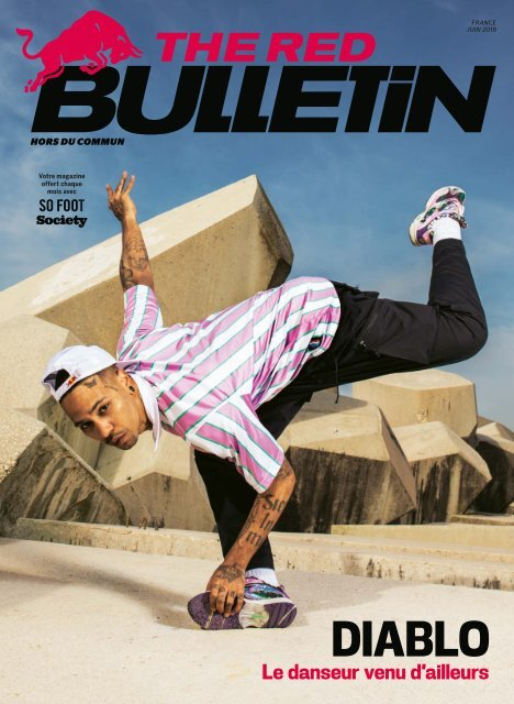 The Red Bulletin Juin 2019 (FR)
