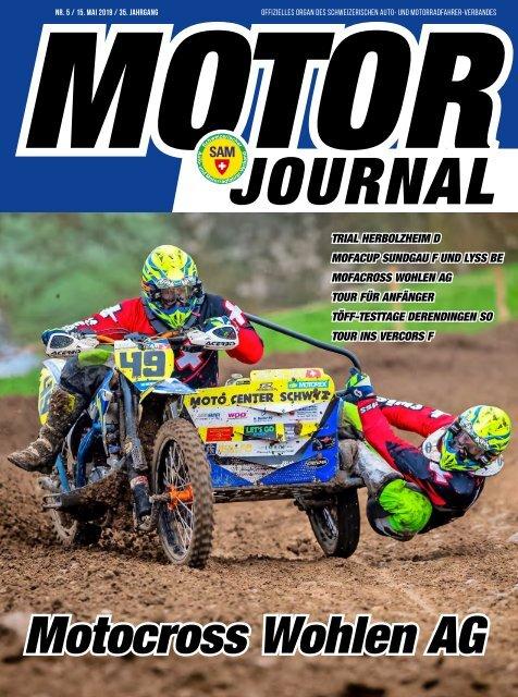 SAM MotorJournal Mai 2019