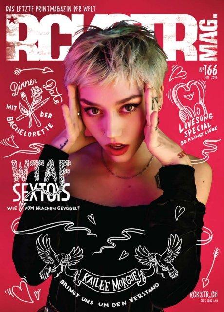 RCKSTR Mag. #166 Mai 2019
