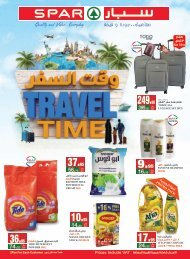SPAR  flyer from 15 to 21May2019