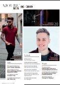 AJOURE´ Men Magazin Juni 2019   - Seite 4