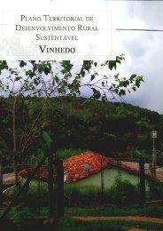Plano Territorial de Desenvolvimento Rural Sustentável - Vinhedo