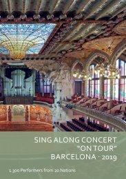 Sing Along Concert