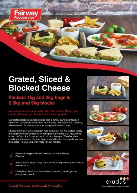 First Choice Foodservice Chilled