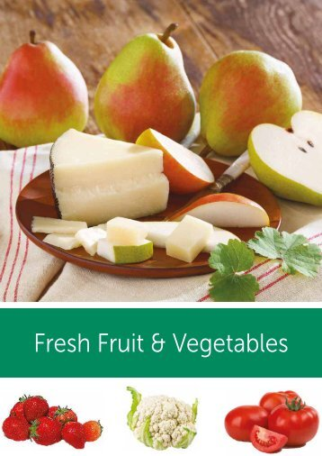 First Choice Foodservice Fresh Fruit and Vegetables