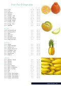 First Choice Foodservice Fresh Fruit and Vegetables - Page 3