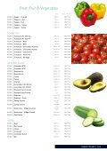 First Choice Foodservice Fresh Fruit and Vegetables - Page 5