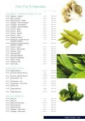 First Choice Foodservice Fresh Fruit and Vegetables - Page 7