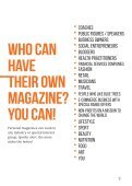 Is A Digital Or Print Magazine Right For You Or Your Business? - Page 3