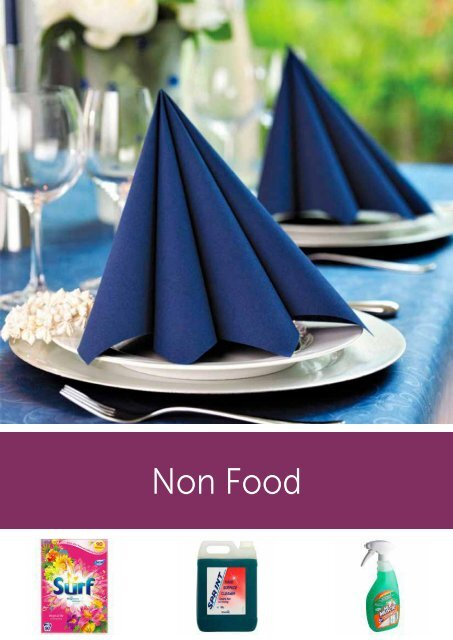 First Choice Foodservice NonFood