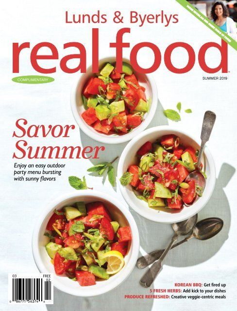 Real Food Summer 2019