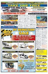 American Classifieds/Thrifty Nickel Aug  2nd Edition Bryan