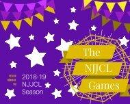 Official NJJCL Scrapbook 2018-19
