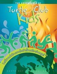 Turtle Club Kids - Earth Day 2019