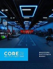 Core Health & Fitness Digital Polski Katalog 2019