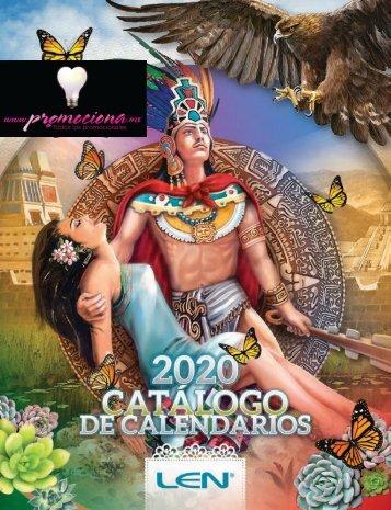 Catalogo Calendarios LEN 2020