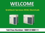 VRV/VRF AC Service In Delhi NCR India