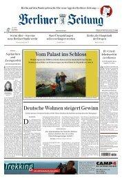 Berliner Zeitung 15.05.2019