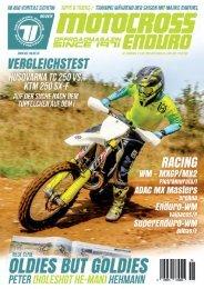 Motocross Enduro Ausgabe 06/2019