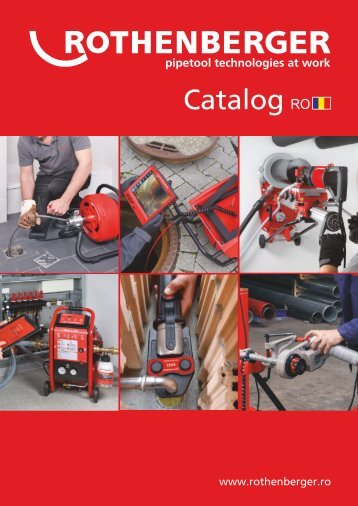 Rothenberger - Catalog - 2017 (RO)