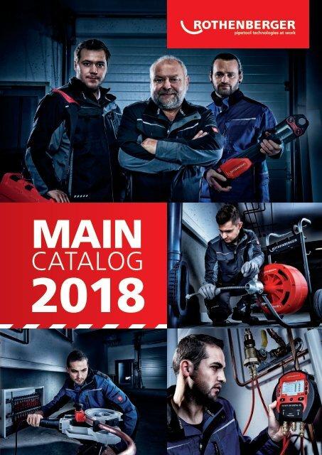 Rothenberger - Catalogue - 2018 (EN)