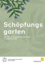 Schöpfungsgarten der OÖ Landesgartenschau 2019