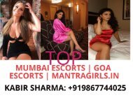 SEXY AND JUICY MUMBAI ESCORTS AND GOA ESCORTS +919867744025, KABIR SHARMA
