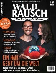 WALDRAUSCH Leseprobe Ausgabe 03/2019
