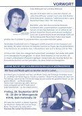 Zusammenhalten.Zusammenleben - Das Herbstprogramm 2019 der KVHS Harz - Seite 3