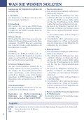 Zusammenhalten.Zusammenleben - Das Herbstprogramm 2019 der KVHS Harz - Seite 6