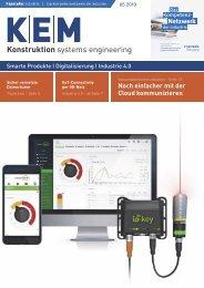 KEM Konstruktion systems engineering 05.2019