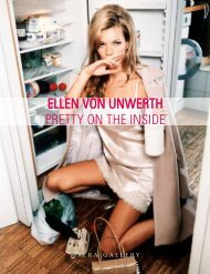 Ellen von Unwerth | Pretty on the Inside