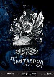 Catálogo XV Fantaspoa - Festival Internacional de Cinema Fantástico de Porto Alegre