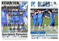 Blues News 263: SV Telfs