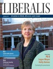 Liberalis Spring 2019 edition