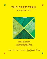 The Care Trail Guide