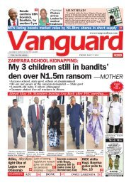 17052019 - ZAMFARA SCHOOL KIDNAPPING:My 3 children still in bandits' den over N1.5m ransom —MOTHER