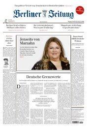 Berliner Zeitung 16.05.2019