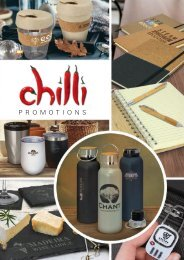 Trending  Promotional Products Collection | Chilli Promotions