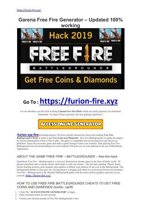 furion xyz /fire/ - free fire hack