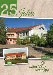 Gibitz 25 Jahre Wendelstein