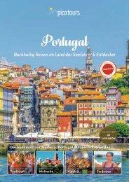 Portugal Reisen im Land der Seefahrer & Entdecker