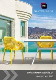 HSI Quick Ship Indoor & Outdoor Furniture Catalogue 2019
